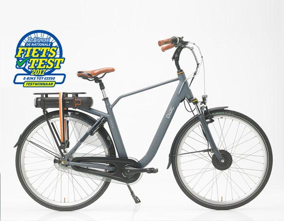 heren elektrische fiets