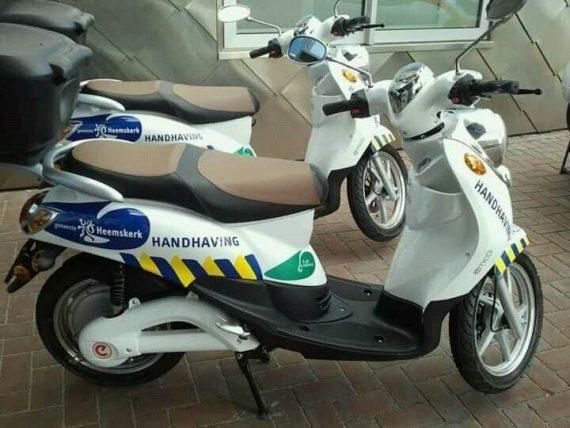 Emco Novi E Scooter Elektrisch Vervoer Centrum Heemskerk