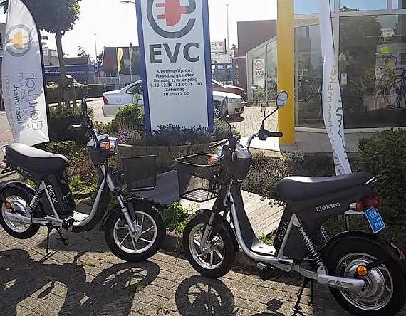 Shark Mini 20ah Elektrisch Vervoer Centrum Heemskerk