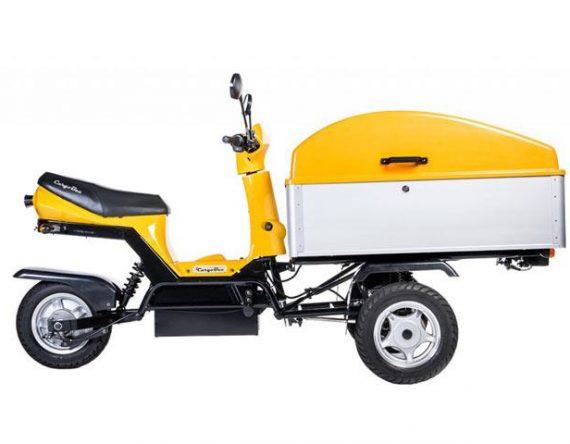 Elektrische Scooter Heemskerk Evc Heemskerk